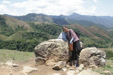 Lần đầu trekking và cung đường Tà Năng - Phan Dũng
