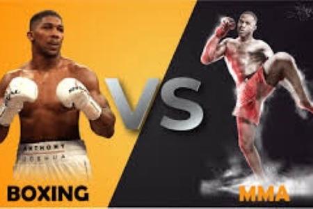Boxing sử dụng trong bộ môn MMA