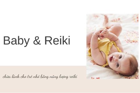 Reiki và Trẻ Nhỏ