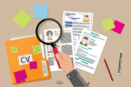 Tìm việc mùa dịch - hướng dẫn làm cv, phỏng vấn