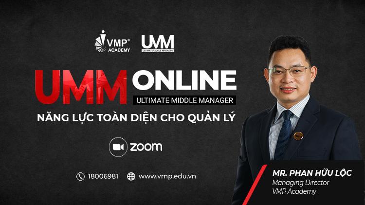 UMM - Ultimate Middle Manager Online