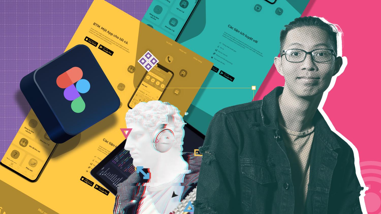 Khóa học Figma dành cho Designer/ Developer